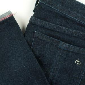 Rag & Bone Capri Crop Stretch Jeans 25x26